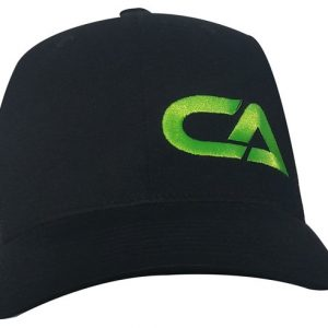 Calibrated Addiction Black Trucker Snap Back Hat-0